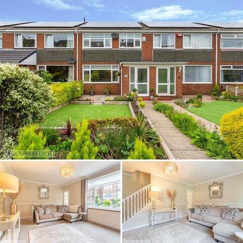 3 bedroom terraced house for sale - Kidderminster Way, Chadderton, Oldham, OL9