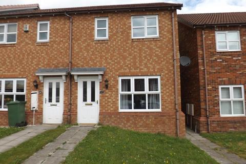 3 bedroom semi-detached house for sale - Highfields,Durham, DL13 4BA