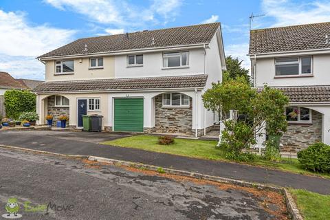 3 bedroom semi-detached house for sale - Mead Park Close, Bickington, Barnstaple EX31 2PE