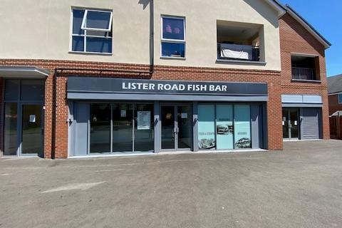 Takeaway for sale - Leasehold Fish & Chip Takeaway Located In Atherstone