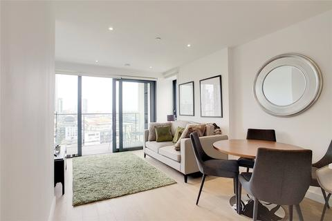 1 bedroom apartment to rent - Horizons Tower, London E14