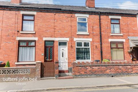 2 bedroom terraced house for sale - South Street, Crewe