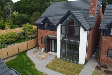 4 bedroom detached house for sale - Stonor Park Road, Solihull, West Midlands, B91