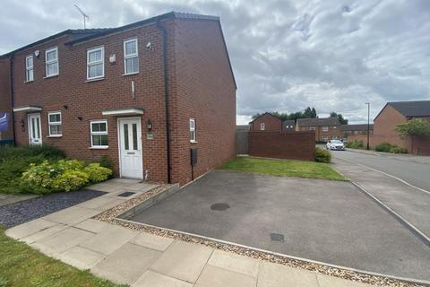 2 bedroom semi-detached house to rent - Cherry Tree Drive, White Willow Park, Coventry, CV4 8LZ