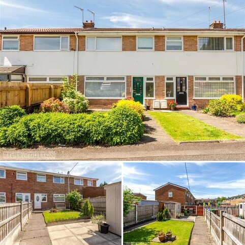 3 bedroom terraced house for sale - Consort Avenue, Royton, Oldham, OL2