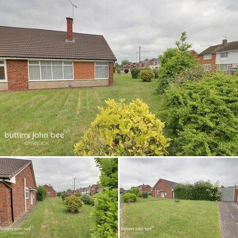 2 bedroom bungalow for sale - Leacroft Road, Penkridge