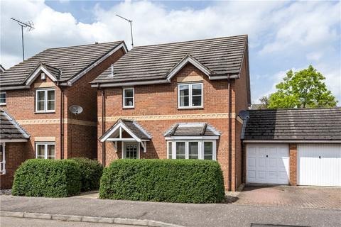 3 bedroom detached house for sale - Campbell Close, Towcester