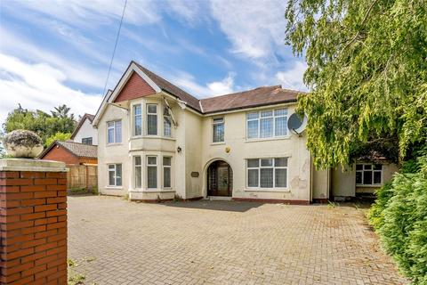6 bedroom detached house for sale - Hollybush Road, Cardiff, CF23