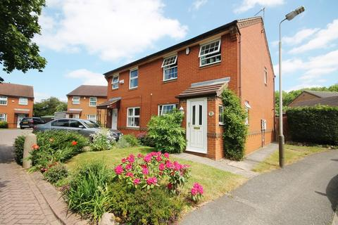 3 bedroom semi-detached house for sale - St. Mellion Close, Leicester