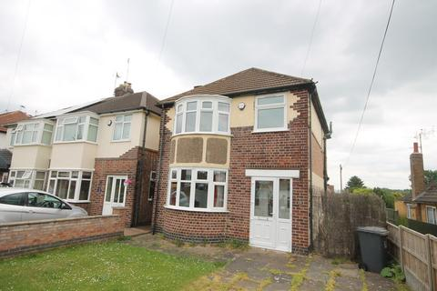 3 bedroom detached house for sale - Dumbleton Avenue, Leicester