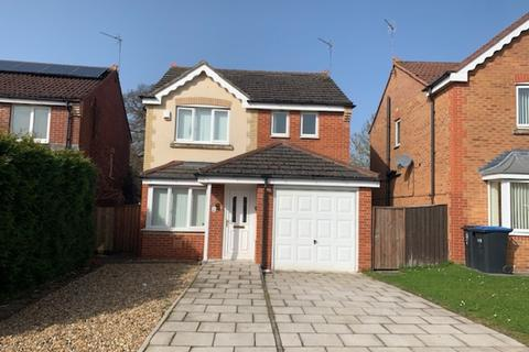 3 bedroom detached house for sale - Armstrong Drive, Willington