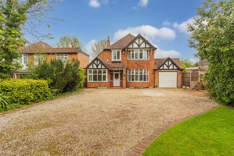 4 bedroom detached house for sale - Uppingham Road, Evington, Leicester