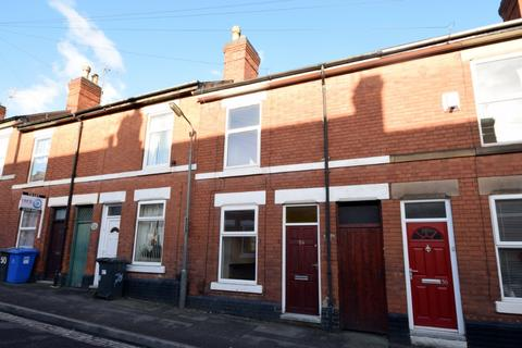2 bedroom terraced house to rent - Moss Street, Derby, DE22