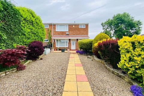 3 bedroom terraced house for sale - ALDER PARK, BRANDON, Durham City : Villages West Of, DH7 8TH