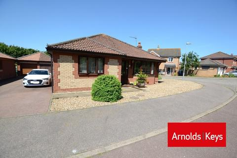2 bedroom detached bungalow for sale - Wymer Drive, Aylsham