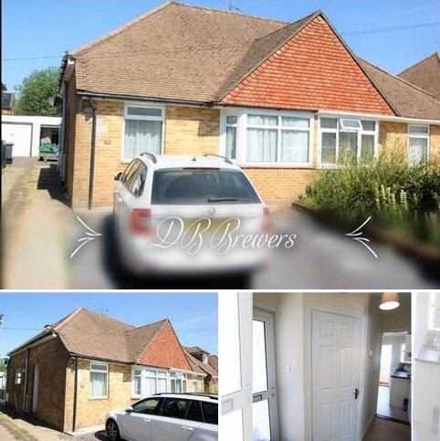 3 bedroom semi-detached bungalow to rent - Martin Avenue, Denmead