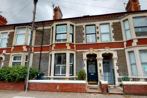 5 bedroom terraced house for sale - Library Street, Canton