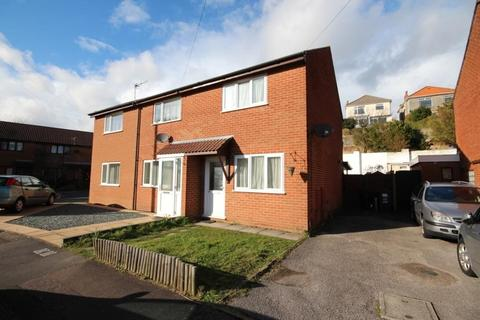 2 bedroom semi-detached house to rent - Rutland Road, Bournemouth