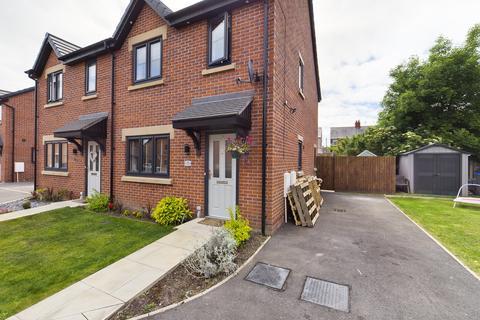 3 bedroom semi-detached house for sale - Highfield Gardens, Marton FY4