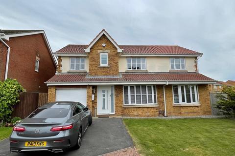 5 bedroom detached house for sale - Kinterbury Close, Hartlepool