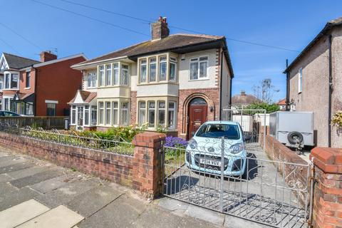 3 bedroom semi-detached house for sale - Cleator Avenue, Blackpool, FY2