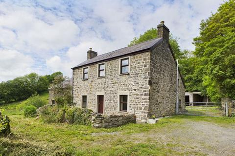 3 bedroom property with land for sale - Fron Hill, Llanddewi Velfrey, Whitland