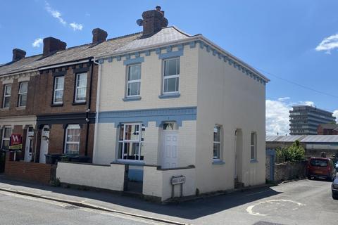 3 bedroom end of terrace house for sale - Rolle Street, Barnstaple