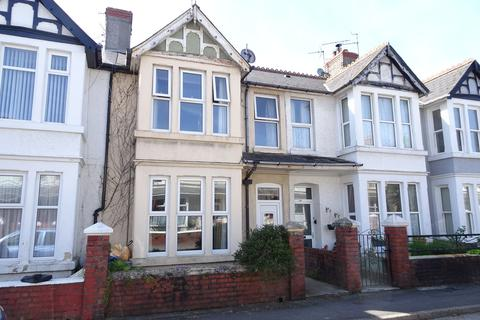 3 bedroom terraced house for sale - FENTON PLACE, PORTHCAWL, CF36 3DW