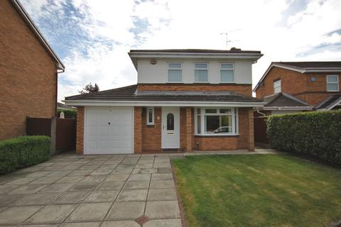 4 bedroom detached house for sale - Newbury Close, Widnes, WA8