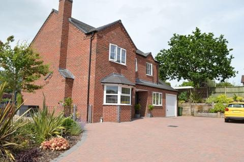 4 bedroom detached house for sale - Hillcrest, Newcastle Road, Market Drayton