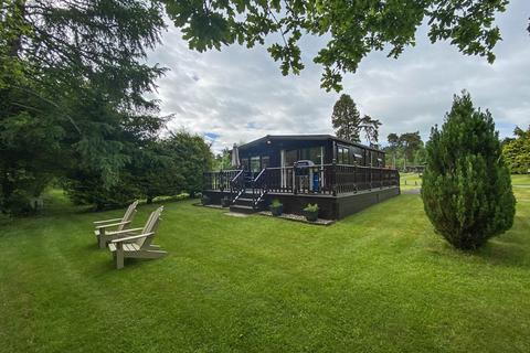 2 bedroom lodge for sale - Caerberis Holiday Park, Llanynis, Builth Wells, LD2