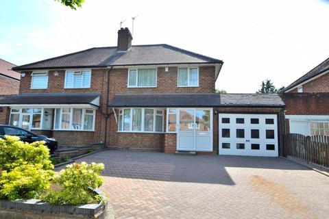 3 bedroom semi-detached house for sale - Hollie Lucas Road, Kings Heath, Birmingham, B13