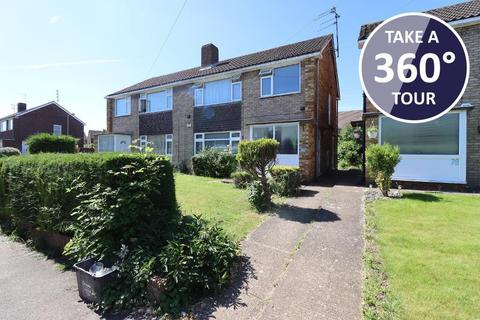 2 bedroom maisonette for sale - Birchen Grove, Round Green, Luton, Bedfordshire, LU2 7TL