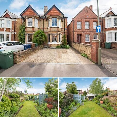 3 bedroom semi-detached house for sale - Thorncliffe Road, Oxford