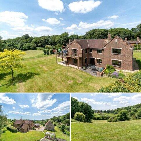 5 bedroom detached house for sale - Hartmoor, Devizes, Wiltshire, SN10