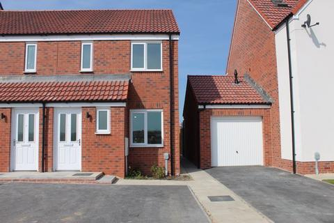 2 bedroom semi-detached house to rent - NEW BUILD