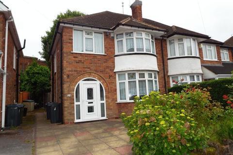 3 bedroom semi-detached house to rent - Pickwick Grove, Moseley, Birmingham, B13 9LN