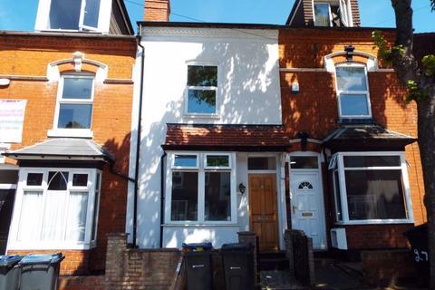 4 bedroom terraced house to rent - Dawlish Road, Selly Oak, Birmingham, B29 7AU
