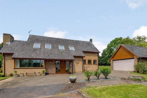 4 bedroom detached house for sale - Donovan Court, Weston Favell, Northampton