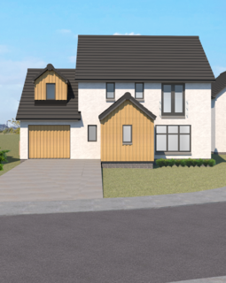 4 bedroom detached house for sale - Plot 5 The Kingsway, Castle Grange, Off Old Quarry Road, Ballumbie, Dundee