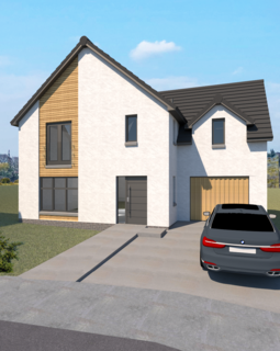 4 bedroom detached house for sale - Plot 10, Castle Grange, off Old Quarry Road, Ballumbie DD4 0PD