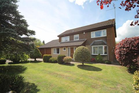 4 bedroom detached house for sale - Eastern Way, Darras Hall, Newcastle Upon Tyne, Northumberland