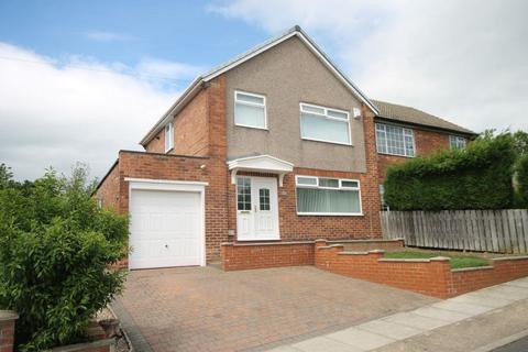 3 bedroom semi-detached house for sale - Coquet Grove, Newcastle Upon Tyne