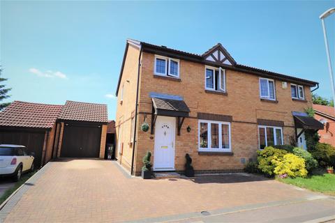 3 bedroom semi-detached house for sale - Yeoman Meadow, East Hunsbury, Northampton