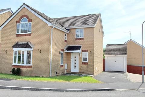 4 bedroom detached house for sale - Borage Close, Pontprennau, Cardiff