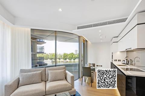 1 bedroom flat to rent - Tower One, The Corniche, 24 Albert Embankment, Nine Elms, London, SE1