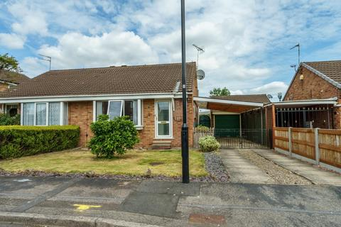 2 bedroom semi-detached bungalow for sale - Hastings Close, Clifton Without, York