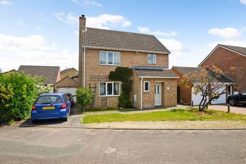 3 bedroom detached house for sale - Lyneham Road, Bicester