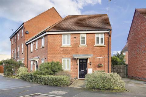 2 bedroom maisonette for sale - Coupe Gardens, Hucknall, Nottinghamshire,NG15 7UW