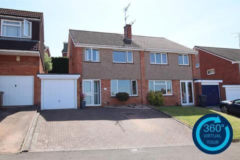 3 bedroom semi-detached house for sale - Quarry Park Road, Broadfields, Exeter